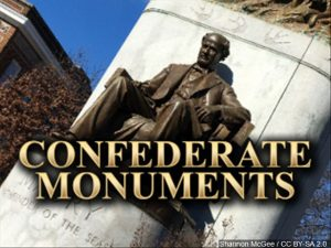 Professor believes fate of area Confederate monument won't be decided soon.