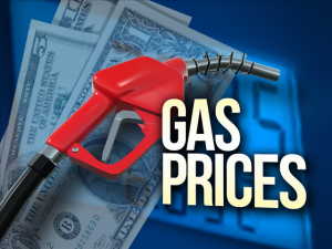 Gas prices are the lowest this time of year since 2003