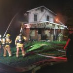 UPDATE: Roanoke Co. home a total loss in overnight fire