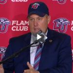 Liberty head football coach battles life-threatening infection