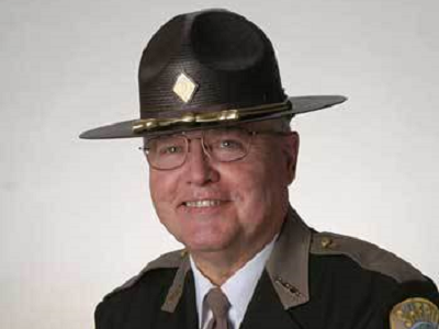 Bedford County Sheriff Mike Brown endorses candidate to succeed him