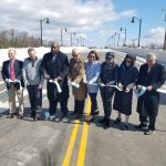Ribbon cutting for Franklin Road Bridge this morning
