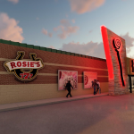 Rosie's expansion is gaining momentum