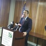 Governor overseas looking to drum up more business