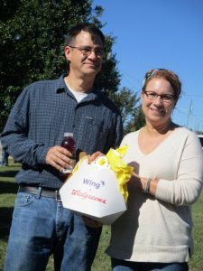 Christiansburg couple part of first drone deliveries in the county