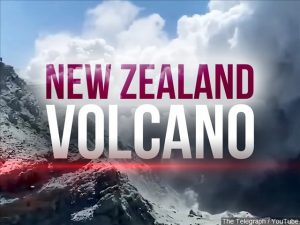 Report: Virginia newlyweds badly burned in New Zealand volcano
