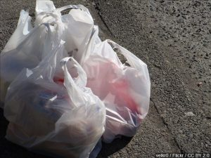 General Assembly considers 5-cent fee for grocery plastic bags