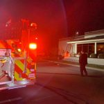 Early morning fire extinguished quickly