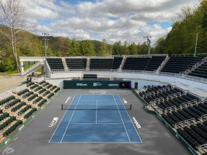 World Team Tennis to play entire season at The Greenbrier