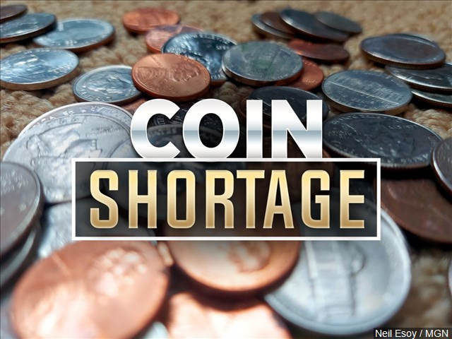 whats the deal with coin shortage