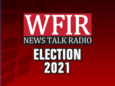 Blanding makes her voice heard in Virginia governor's race