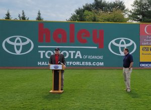 Haley Toyota extends field naming rights as Salem Red Sox ready a return