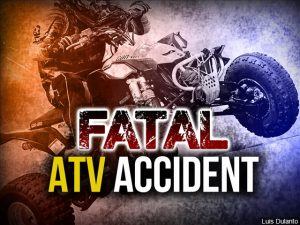 Police: ATV driver dies after mechanical failure leads to crash