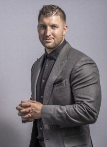 Tim Tebow to speak at Liberty commencement