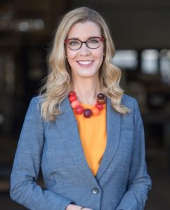 Lt. Governor candidate Andria McClellan on her campaign