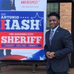 Hash beats Hill for Roanoke City sheriff nomination