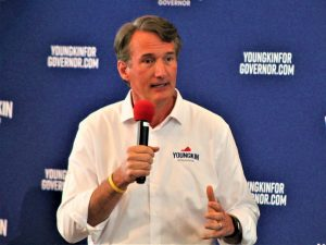 Youngkin declares victory over Snyder in GOP convention