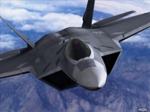 Air Force moving fighter jet training unit to Virginia base