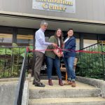 Growing local business moves out of the home and into an office