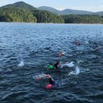 Ironman draws big crowd to Roanoke Valley today