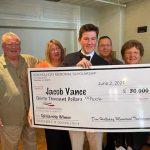 Don Holliday Memorial Scholarship winner named