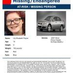 Missing child alert from Richlands
