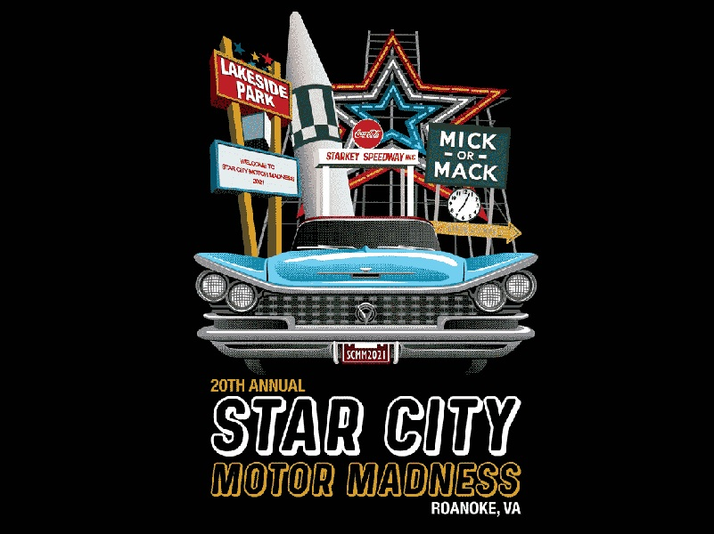 Record numbers expected when Star City Motor Madness returns
