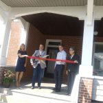 5 Points cuts ribbon – 16 months later