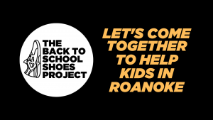 """""""Project Forward"""" to provide children with new shoes"""