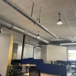 Repurposed downtown building now home to high tech solutions firm