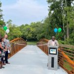 Greenway connection between Salem and Roanoke City celebrated