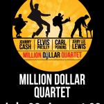 "Mill Mountain Theatre returns with ""Million Dollar Quartet"""