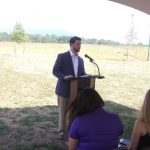 Summit View Business Park cuts ribbon on first tenant