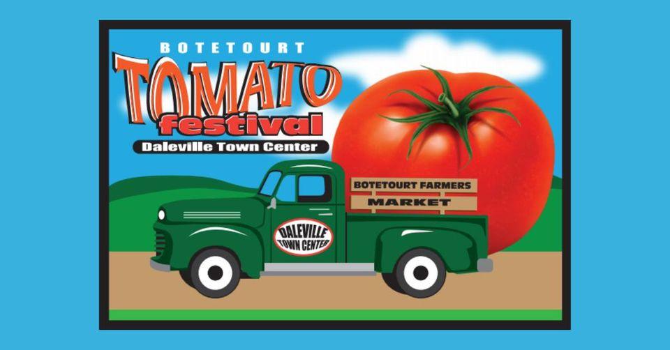 Botetourt first Tomato Festival set for Saturday