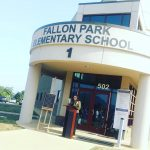 Fallon Park Elementary is finally dedicated