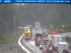 Leftover backups continue in wake of I-81 accident