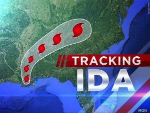 Flood Flood Watch in effect as Ida's remnants head our way