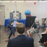Herring talks about opioid epidemic at Bradley Clinic