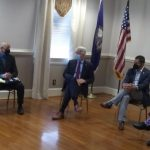 Gun violence prevention subject of another Herring roundtable