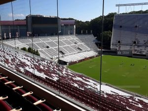 Club experience coming to VT and Lane Stadium