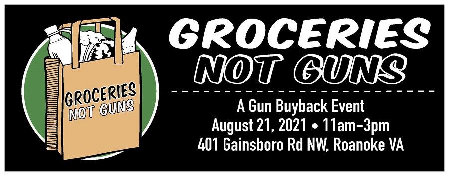 First Virginia gun buyback event tomorrow in Roanoke