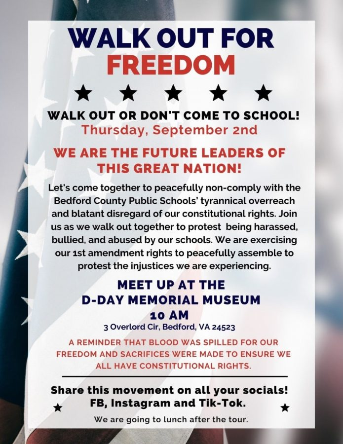 """""""walk out"""" not condoned by D-Day Memorial"""