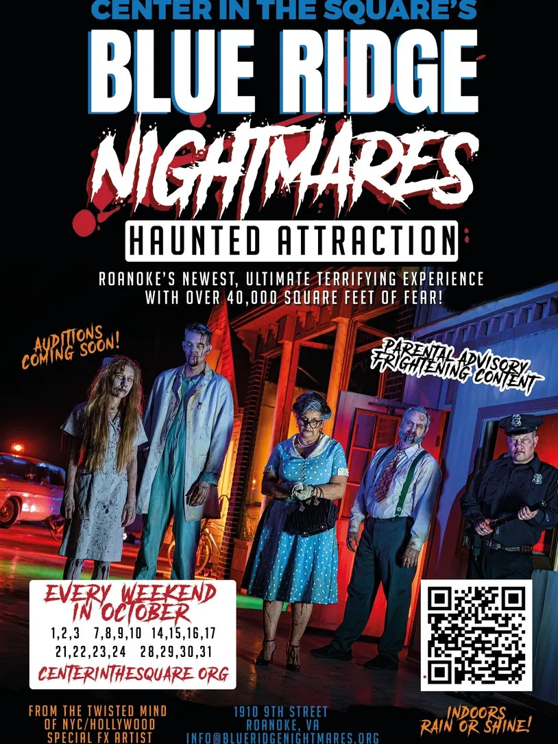 New haunted attraction launches in Roanoke