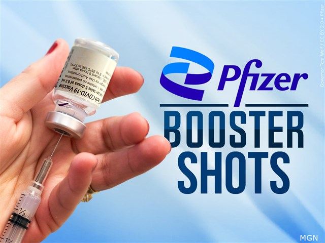 Booster shots approved federally — but not yet in VA