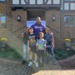 Former Hokie gives back to Ronald McDonald House