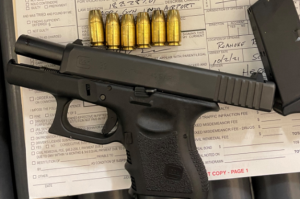 Roanoke man cited after TSA catches him with loaded handgun at ROA